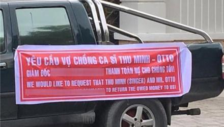 """Ca sĩ Thu Minh lên tiếng sau tin đồn """"trốn nợ"""" trăm tỷ"""
