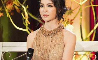 """Thanh Mai """"chịu chi"""" diện 4 bộ váy kiêu kì trong một chương trình"""