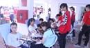 Hàng trăm sinh viên Thái Nguyên hào hứng tham gia ngày hội hiến máu nhân đạo