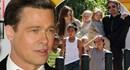 Brad Pitt bị điều tra vì có hành vi bạo lực với các con