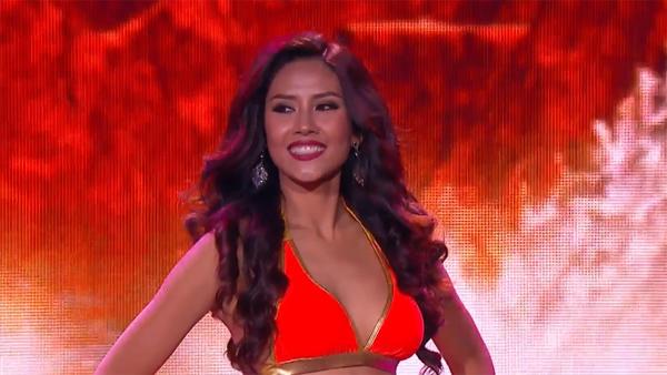Nguyễn Thị Loan dừng chân ở top 20 Hoa hậu Hòa bình Quốc tế 2016