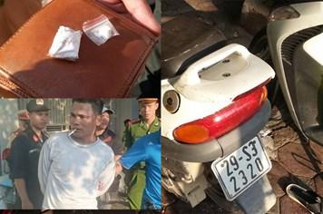 Giấu ma túy trong miệng để qua mặt cảnh sát