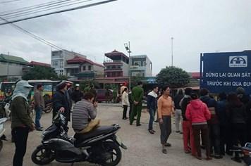Hà Nội: Bị tàu hỏa tông, mẹ chồng và con dâu tử vong