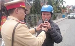 Hà Nội: Nhiều người dân vượt qua nồng độ cồn khi lái xe bị xử lý