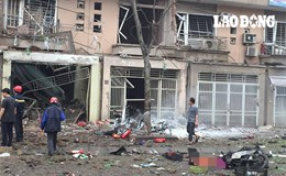 Bộ Công an thông tin chính thức về vụ nổ kinh hoàng tại KĐT Văn Phú