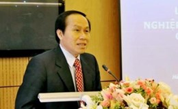 Hiệu trưởng ĐH Luật làm Thứ trưởng Bộ Tư pháp