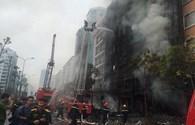 Rà soát các quán karaoke, bar, vũ trường sau vụ cháy chết người ở Cầu Giấy