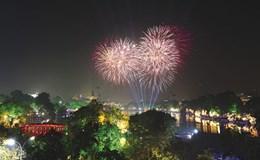 Hà Nội sẽ rung chuông chào năm mới thay bắn pháo hoa
