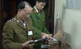 Hà Nội: Thu giữ hơn 100 khẩu súng ngắn sử dụng đạn bi
