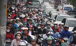 Đề xuất cấm xe gắn máy để giải quyết kẹt xe tại TPHCM