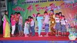 LĐLĐ tỉnh Kiên Giang: Tổ chức vui tết trung thu cho con CNVCLĐ