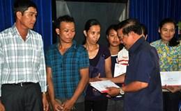 Các cấp công đoàn tỉnh Bạc Liêu: Chung tay chăm lo tết cho người lao động
