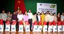 Chi nhánh Quỹ CEP Vĩnh Long: Trao 716 phần quà tết cho thành viên CEP