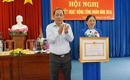 LĐLĐ tỉnh Cà Mau: Tạo đột phá trong xây dựng mối quan hệ với NLĐ và người sử dụng LĐ