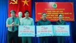 LĐLĐ tỉnh Quảng Ngãi: Hỗ trợ đoàn viên Nghiệp đoàn nghề cá gặp nạn trên biển