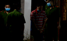 Bắt tạm giam đối tượng giết vợ bỏ vào bồn nước phi tang