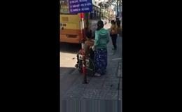 Đình chỉ công tác tài xế, phụ xe buýt từ chối chở người khuyết tật