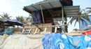 Sóng lớn xâm thực mạnh bờ biển Đà Nẵng