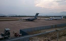 Đà Nẵng: Nhân viên sân bay đang sửa chữa cầu ống lồng bị kẹp chết
