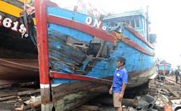 Hành trình truy bắt tàu hút cát đâm chìm tàu cá rồi bỏ trốn