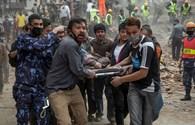 Chưa có thông tin về người Việt gặp nạn ở động đất Nepal