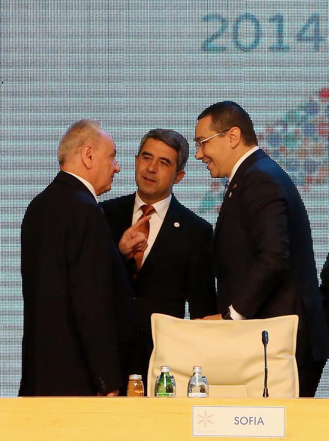 Tổng thống Timofti: Moldova thích ở trong quỹ đạo của EU hơn là quỹ đạo của Nga