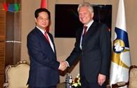 Liên minh Kinh tế Á - Âu đánh giá cao vị thế Việt Nam