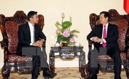 Giám đốc điều hành gốc Việt của Diễn đàn Kinh tế Thế giới thăm Việt Nam
