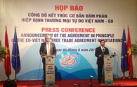 Cuộc điện đàm kết thúc đàm phán hiệp định thương mại tự do Việt Nam - EU