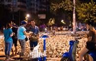 100.000 con vịt tràn ngập đường phố Quảng Tây bán cúng rằm tháng Bảy