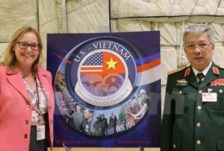 Đối thoại chính sách quốc phòng Việt Nam - Hoa Kỳ: Thảo luận về an ninh biển và hợp tác công nghiệp quốc phòng