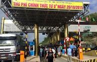 Đề xuất giảm 60% mức phí quốc lộ 6 Xuân Mai - Hòa Bình với xe nhỏ của dân Lương Sơn