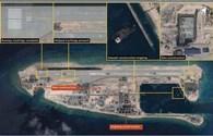 Bất chấp luật pháp quốc tế, Trung Quốc lại ngoan cố hạ cánh trên Đá Chữ Thập