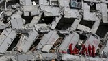 Tìm thấy 2 người còn sống sau động đất Đài Loan