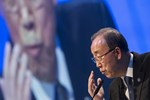 Nga cáo buộc Tổng thư ký LHQ Ban Ki-moon thiếu khách quan