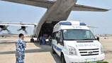 Việt Nam trao công hàm phản đối Trung Quốc đáp máy bay quân sự xuống Đá Chữ Thập