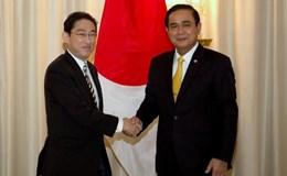 Nhật hỗ trợ 7 tỉ USD cho các nước hạ lưu sông Mekong