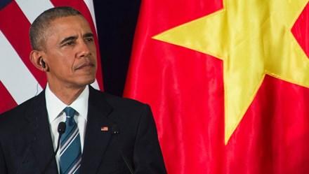 Tổng thống Obama: Tình cảm của người dân Việt Nam chạm đến trái tim tôi