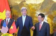 Ngoại trưởng Mỹ Kerry: Bỏ cấm vận vũ khí không nhằm vào Trung Quốc