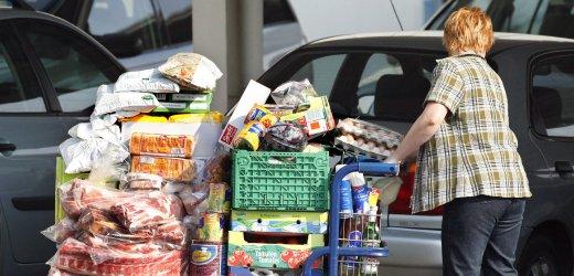 Tin khó tin: Chính phủ Đức dự định yêu cầu dân trữ lương thực đủ 10 ngày phòng bị tấn công