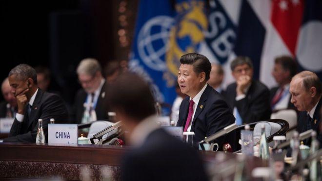 Ông Tập Cận Bình đề nghị lãnh đạo G20 tránh nói chuyện trống rỗng - ảnh 1