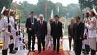 Cựu Tổng thống Israel vừa qua đời tin vào sự kết nối đặc biệt Israel - Việt Nam