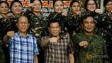 Philippines thông báo với Mỹ hoãn 28 cuộc tập trận chung hàng năm