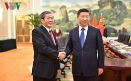 Việt Nam đề nghị Trung Quốc không sử dụng hoặc đe dọa sử dụng vũ lực trên Biển Đông