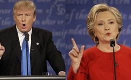 Hillary Clinton được dự đoán là Tổng thống mới của Mỹ