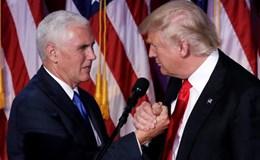 Donald Trump đưa thân hữu và con cái vào đội chuyển giao Nhà Trắng