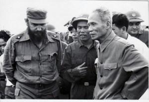 Fidel - người đứng trên tuyến đầu trong tình đoàn kết quốc tế với Việt Nam