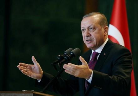 Thổ Nhĩ Kỳ chỉ trích Mỹ hợp pháp hóa nhóm khủng bố - ảnh 1