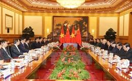 Tổng Bí thư, Chủ tịch Tập Cận Bình nhận lời thăm chính thức Việt Nam dự APEC cuối 2017