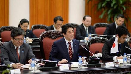 Thủ tướng Nhật Bản Shinzo Abe: Tôi rất thích Việt Nam